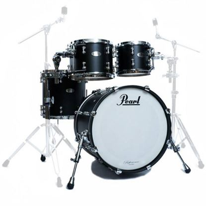 Pearl Reference Pure 4 Piece Drum Kit 22 Inch Fusion Shell Pack (Select Colour)