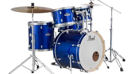 Pearl Export EXX725FPC 5 Piece 22 Inch Fusion Drum Kit (Select Colour)