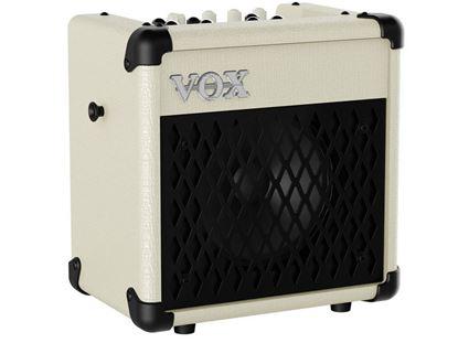 Vox MINI5 Rhythm Battery Powered Guitar Amplifier - Ivory (MINI5RMIV)