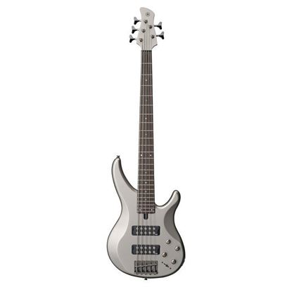 Yamaha TRBX305 Bass Guitar Pewter (5-String)