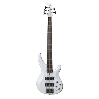 Yamaha TRBX305 Bass Guitar White (5-String)