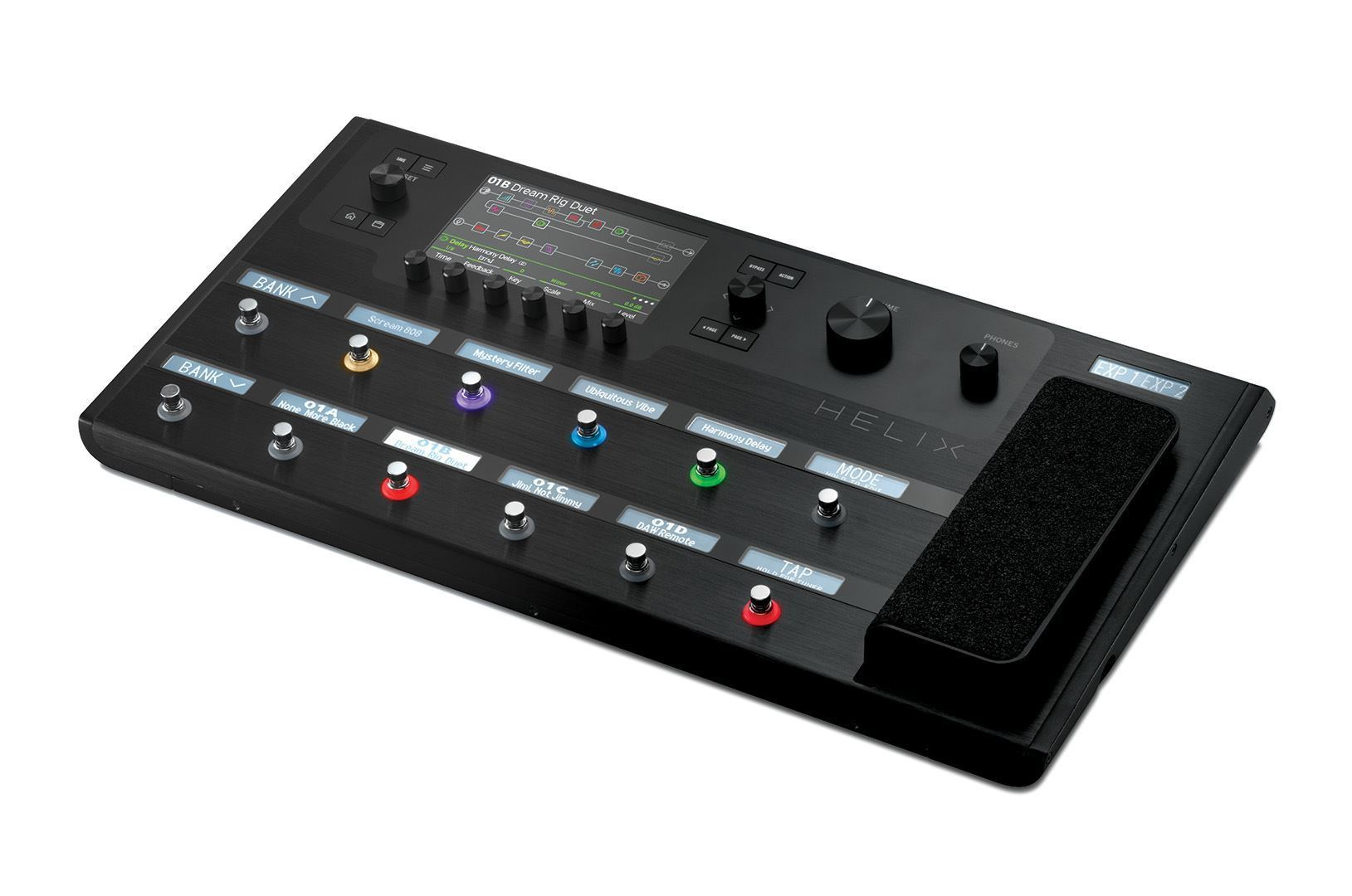 line 6 helix floor guitar effects processor perth mega music online. Black Bedroom Furniture Sets. Home Design Ideas