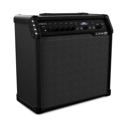 Line 6 Spider V 60 60W Guitar Amplifier Combo - Three-Quarter Left view