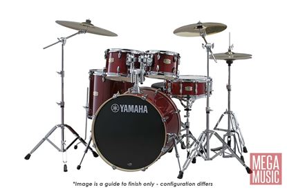 Yamaha Stage Custom Birch 5 Piece 20 Inch Fusion Drum Kit (Select Finish)