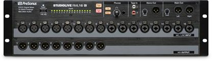 PreSonus RML16AI Rack Mount Digital Mixer (16 input)