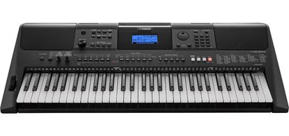 Yamaha PSR-E453 Portable Keyboard 61 Key PSRE453 - front view