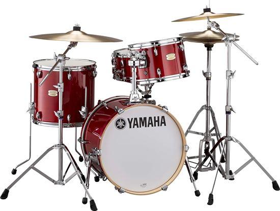Yamaha Stage Custom Bop 4 Piece Drum Kit (Select Finish)