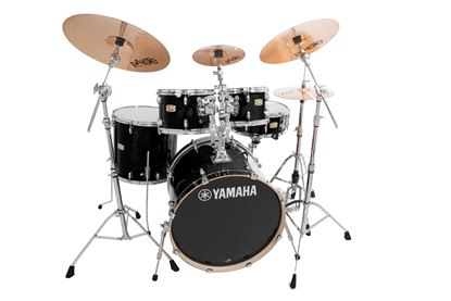 Yamaha Stage Custom Birch 5 Piece 22 Inch Euro PLUS Drum Kit (Select Finish)
