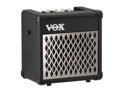 Vox MINI5 Rhythm Battery Powered Guitar Amplifier - Black (MINI5RM)