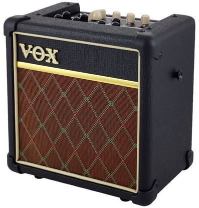 Vox MINI5 Rhythm Battery Powered Guitar Amplifier - Classic (MINI5RMCL)