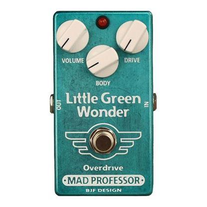 Mad Professor Little Green Wonder Overdrive Guitar Effects Pedal