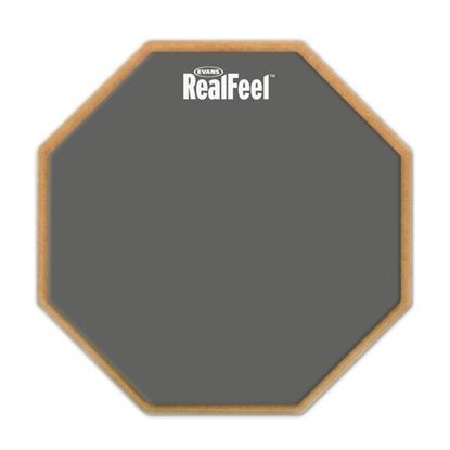 Evans RF12D RealFeel Practice Pad (Double Sided 12 Inch)