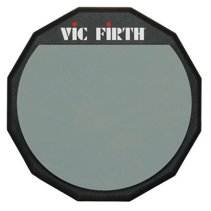 Vic Firth Practice Pad (6 Inch) w 8mm Mounting Thread