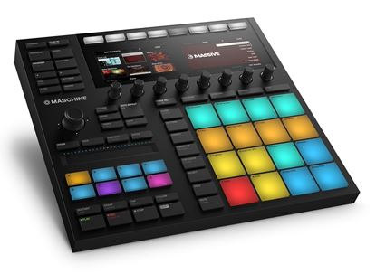 Native Instruments Maschine MK3 - front view