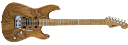 Charvel Guthrie Govan Signature Series Electric Guitar HSH Caramelised Ash