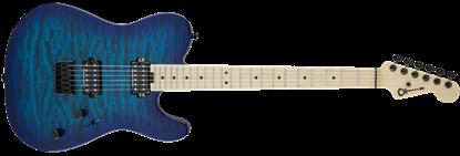 Charvel Pro Mod San Dimas Style 2 Electric Guitar Chlorine Burst