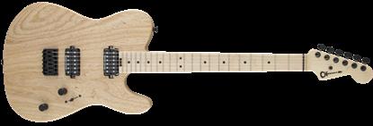 Charvel Pro Mod San Dimas Style 2 HH Maple Neck Electric Guitar Natural Ash