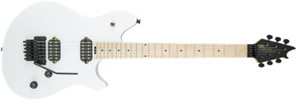 EVH Wolfgang Standard HH Floyd Rose Maple Neck Electric Guitar Snow White
