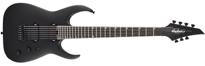 Jackson USA Signature Misha Mansoor Juggernaut HT7 7-String Electric Guitar Matte Black