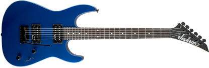 Jackson JS Series Dinky JS11  Electric Guitar Metallic Blue