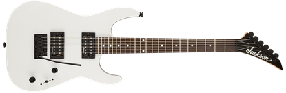 Jackson JS Series Dinky JS11  Electric Guitar Metallic White