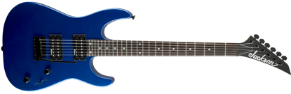 Jackson JS Series Dinky JS12  Electric Guitar Metallic Blue