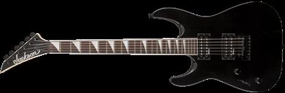 Jackson JS Series Dinky Archtop JS22LH DKA Left Handed Electric Guitar Gloss Black