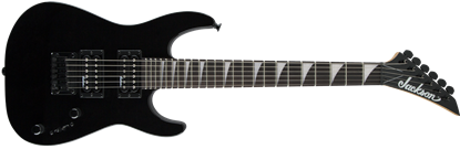 Jackson JS Series Dinky Minion JS1X Short Scale Electric Guitar Black