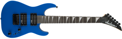 Jackson JS Series Dinky Minion JS1X Short Scale Electric Guitar Bright Blue