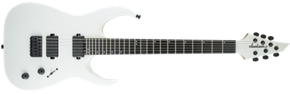 Jackson Pro Series Misha Mansoor Juggernaut HT6 Electric Guitar Satin White