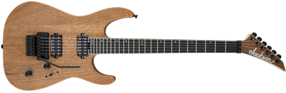Jackson Pro Series Dinky DK2 Electric Guitar Natural Okoume