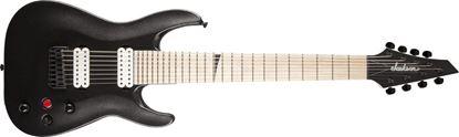 Jackson Pro Series Dinky DKA8 8-String Electric Guitar Metallic Black