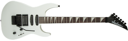 Jackson X Series Soloist SL3X Electric Guitar Metallic Pearl White