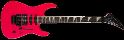 Jackson X Series Soloist SL3X Electric Guitar Neon Pink