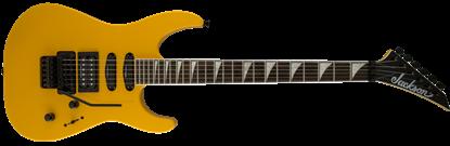 Jackson X Series Soloist SL3X Electric Guitar Taxi Cab Yellow