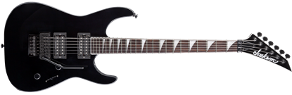 Jackson X Series Soloist SLX Electric Guitar Black