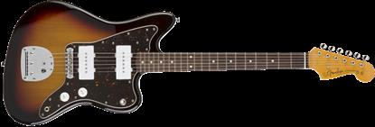 Fender Japan Exclusive Classic 60s Jazzmaster RW Electric Guitar 3-Tone Sunburst