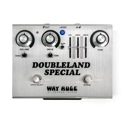 Way Huge Doubleland Special Limited Edition Joe Bonamassa Guitar Effects Pedal