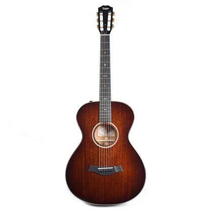 Taylor 522e 12-Fret Mahogany/Mahogany Acoustic Guitar with Pickup
