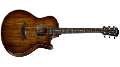 Taylor K26ce Koa/Koa Acoustic Guitar with Pickup and Cutaway