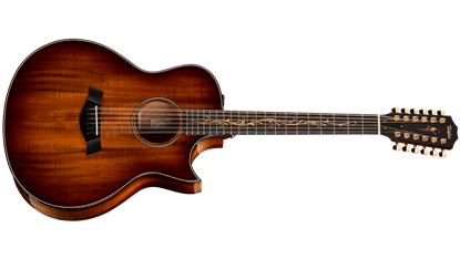 Taylor K66ce 12-String Koa/Koa Acoustic Guitar with Pickup and Cutaway