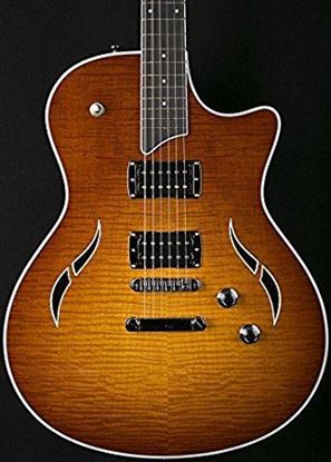 Taylor T3 Hollowbody Electric Guitar in Honey Sunburst