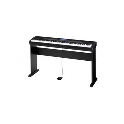 Casio CDP-235 Digital Piano (Black) with Stand CDP235BK KIT