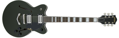 Gretsch G2655 Streamliner Center Block Electric Guitar - Torino Green