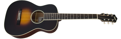 Gretsch G9511 Style 1 Single-0 Parlor Acoustic Guitar - Appalachia Burst