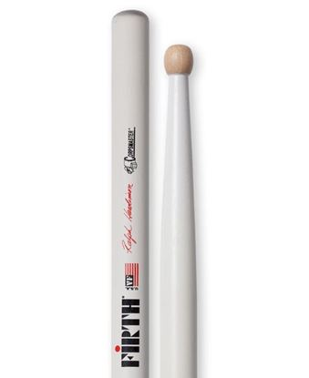 Vic Firth Corpsmaster Ralph Hardimon Signature Wood Tip Snare Drumsticks