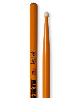 Vic Firth Dave Weckl Evolution Signature Wood Tip Drumsticks