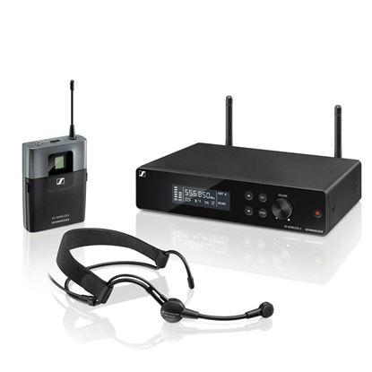 Sennheiser XSW 2-ME3-A Wireless Headmic Set