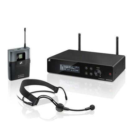 Sennheiser XSW 2-ME3-B Wireless Headmic Set