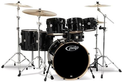 PDP Concept Maple CM7 22 Inch 7-Piece Drum Kit w Hardware/DW Throne/Evans (Select Finish)